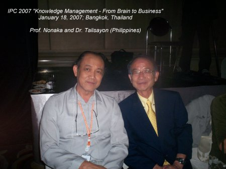 prof-nonaka-and-dr-talisayon-from-philippines