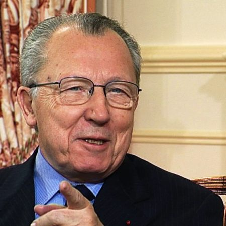 JACQUES DELORS (picture courtesy of Wikimedia Commons)